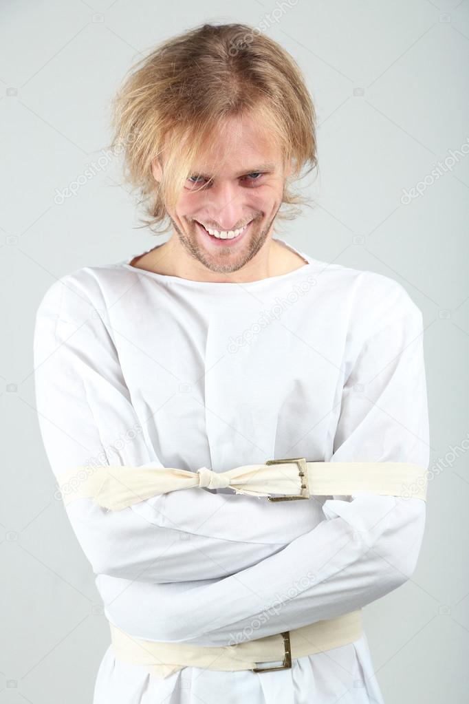 Смешные картинки в смирительной рубашке
