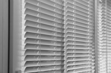 Balcony windows with shutters