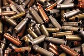 Fotografie Gewehr-Patronen-close-up-Hintergrund