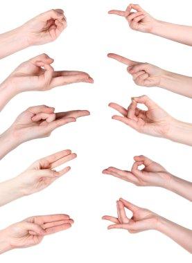 hand gestures in africa