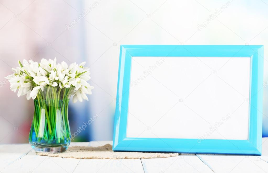 what does the i stand for in iphone composition with beautiful snowdrops in vase photo in 5608