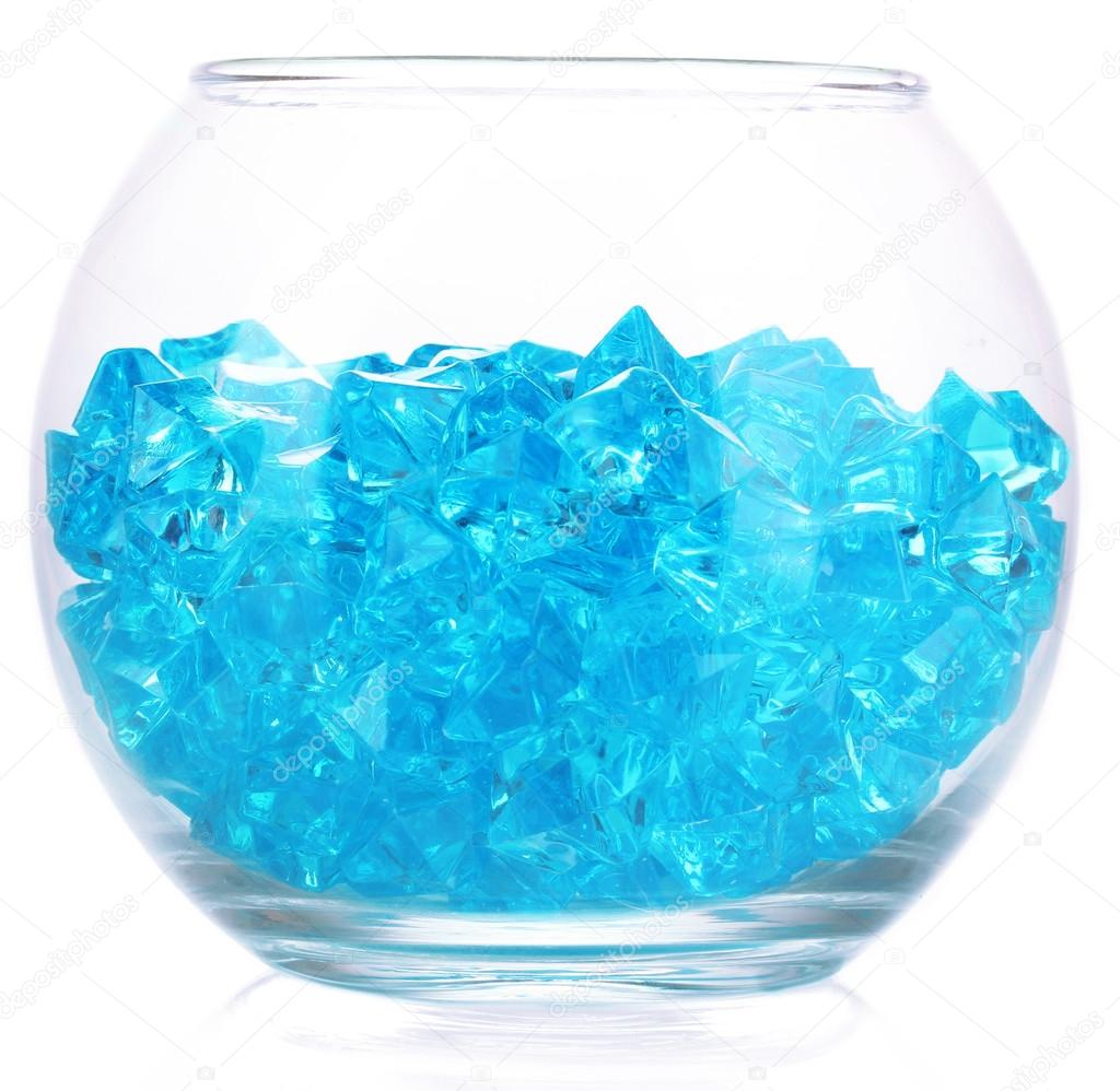 Blue Decorative Stones For Vases  from st.depositphotos.com