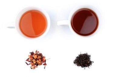 Assortment of tea