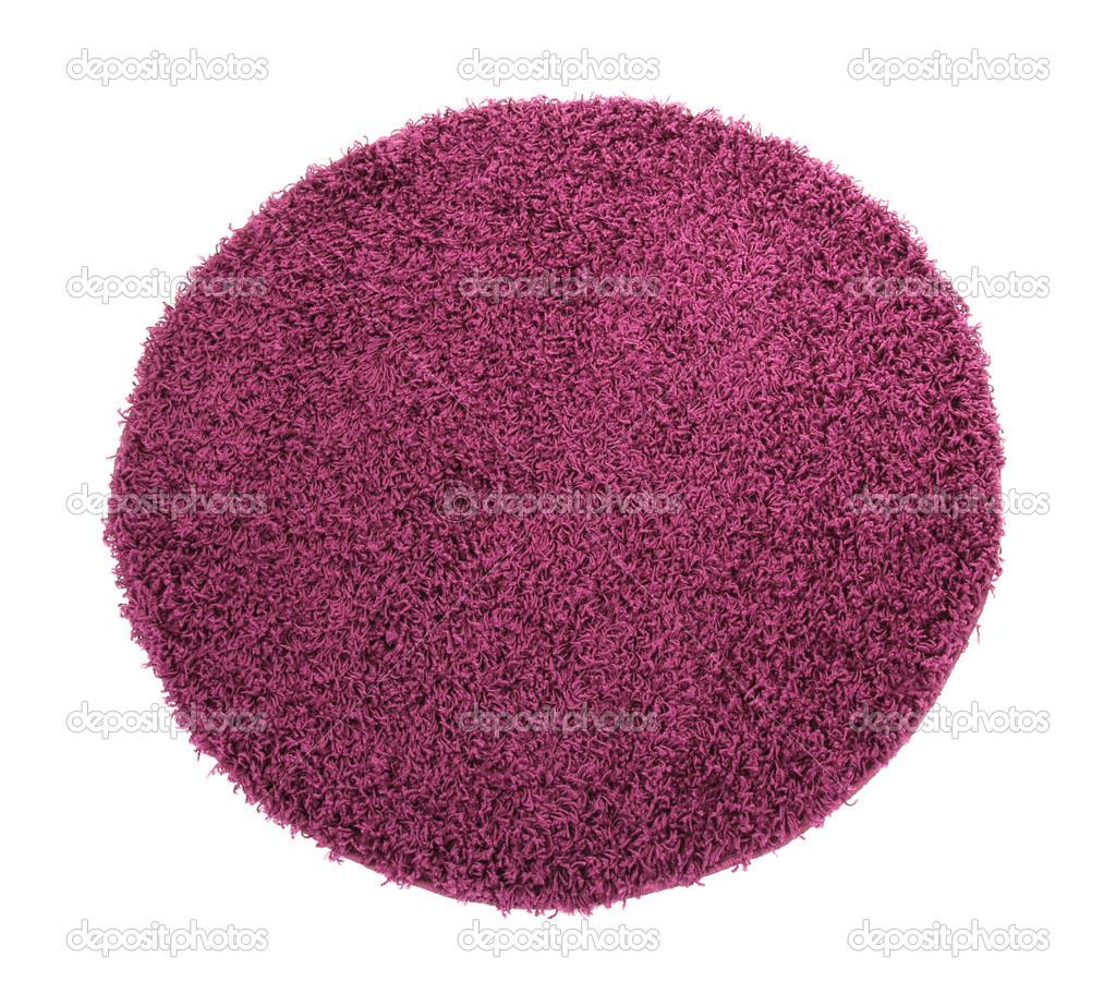 Tapis violet blanc — Photographie belchonock © #51221855