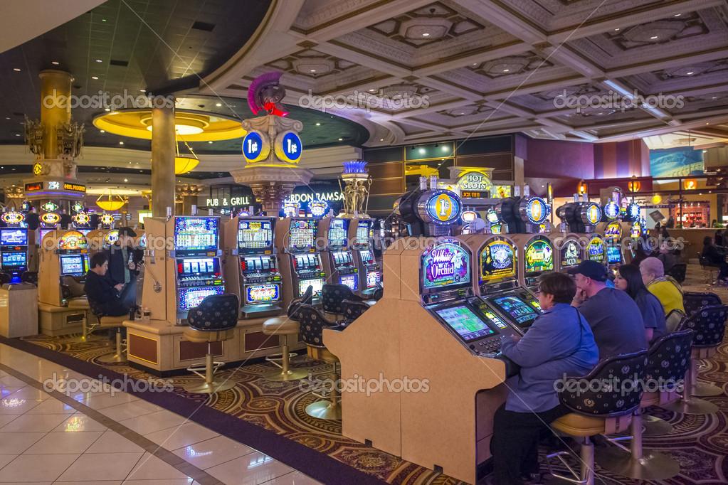 сколько казино расположено на территории лас вегаса