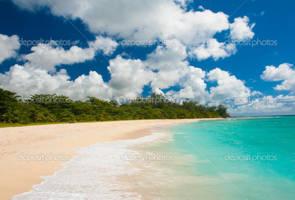 Фотообои Drill Beach
