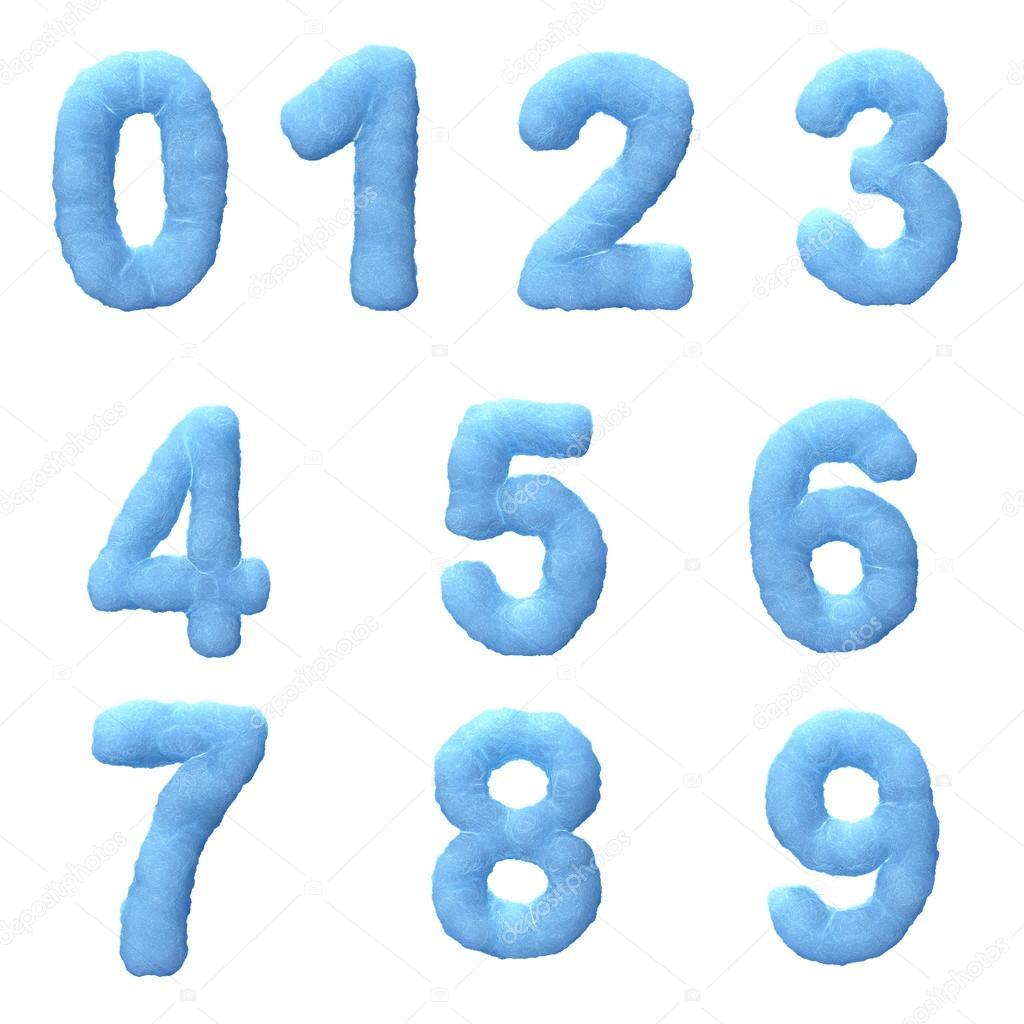 Ice numbers