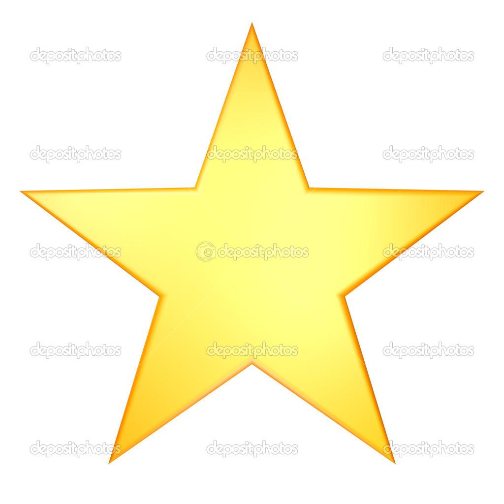 Aparador De Pelos Feminino Intimo ~ estrela dourada u2014 Fotografias de Stock u00a9 johny007pandp #14503041