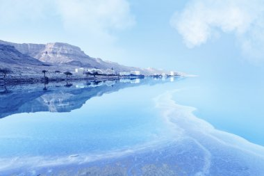 resorts of the Dead Sea in Israel