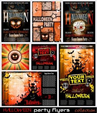 Halloween, holiday, vector, illustration, background, moon, silhouette, october, autumn, bat, scary, night, celebration, tree, spooky, design, horror, pumpkin, evil, black, house, party, fall, decorat