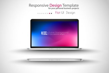 Devices mockups for your business projects