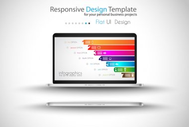 Devices mockups for your business projects.