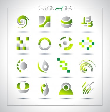 Set of design elements for your project.