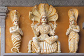 Hinduistický bůh patanjali socha