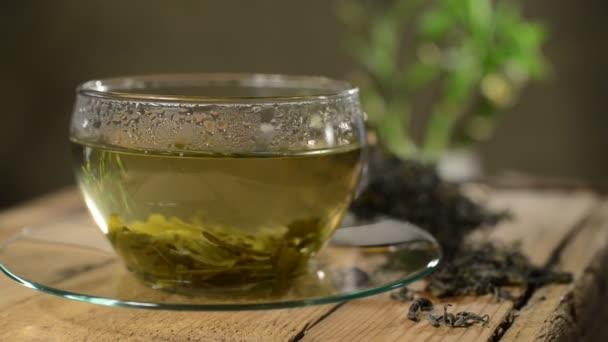 sypaný čaj a čaje, rotace čaje