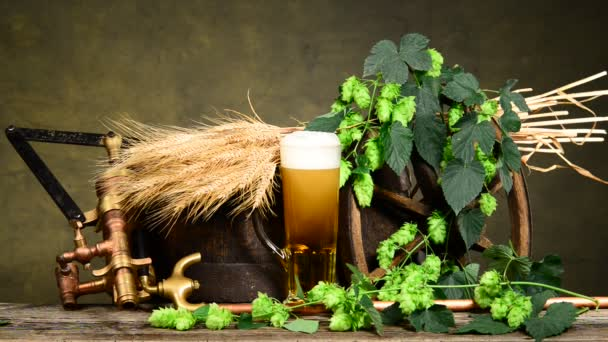 pivo a surovin pro výrobu piva
