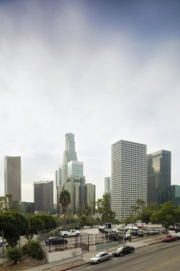 Financial District of Los Angeles