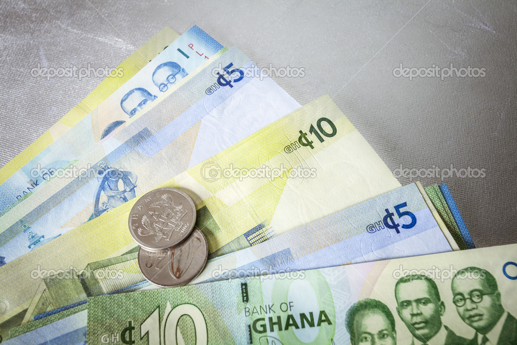 cedi currency of ghana west africa stock photo sopotniccy