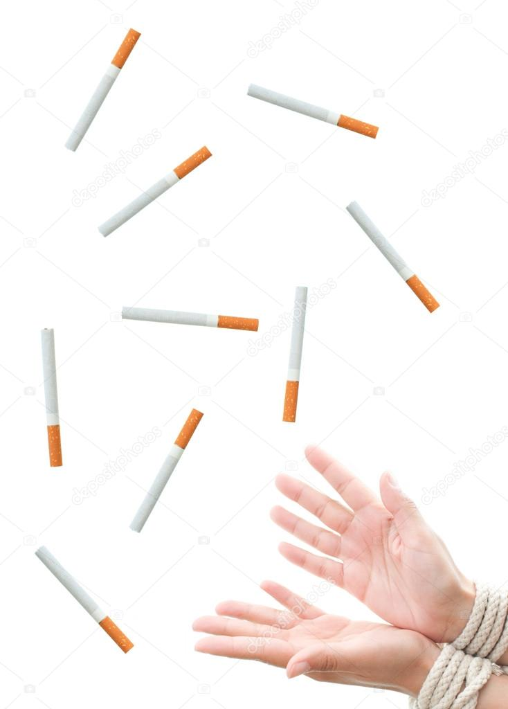 vázané kouření