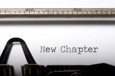 New chapter