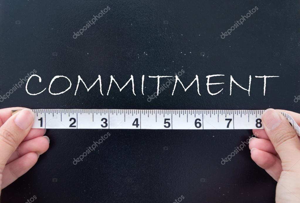 how to measure commitment