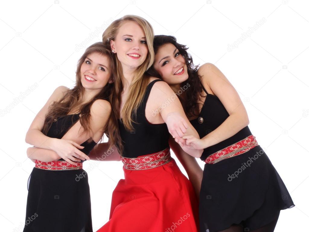 grupo mujeres guapas putas