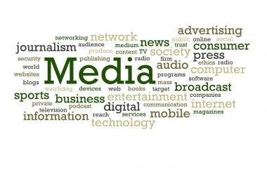 Media Word Cloud
