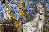 Photo Sarah Siddons Statue on Paddington Green