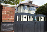 Photo Childhood Home of John Lennon in Liverpool