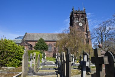 St. Peter's Church in Woolton, Liverpool