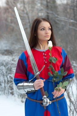 girl knight
