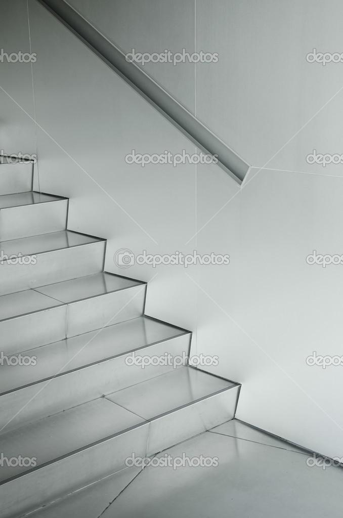 Treppen architektur detail  Metall Treppe Details — Stockfoto #30543153