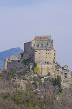 Sacra di San Michele abbey