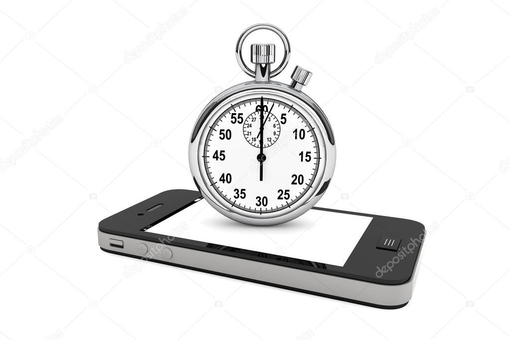 cronometro per cellulare
