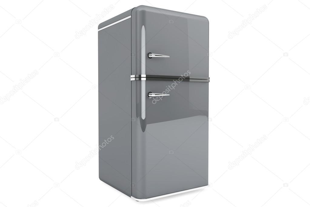 moderne Kühlschrank — Stockfoto © doomu #13639077
