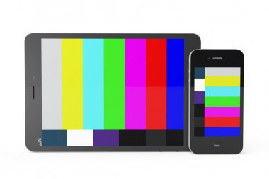 Mobile Phone and Tablet PC as Mobile TV