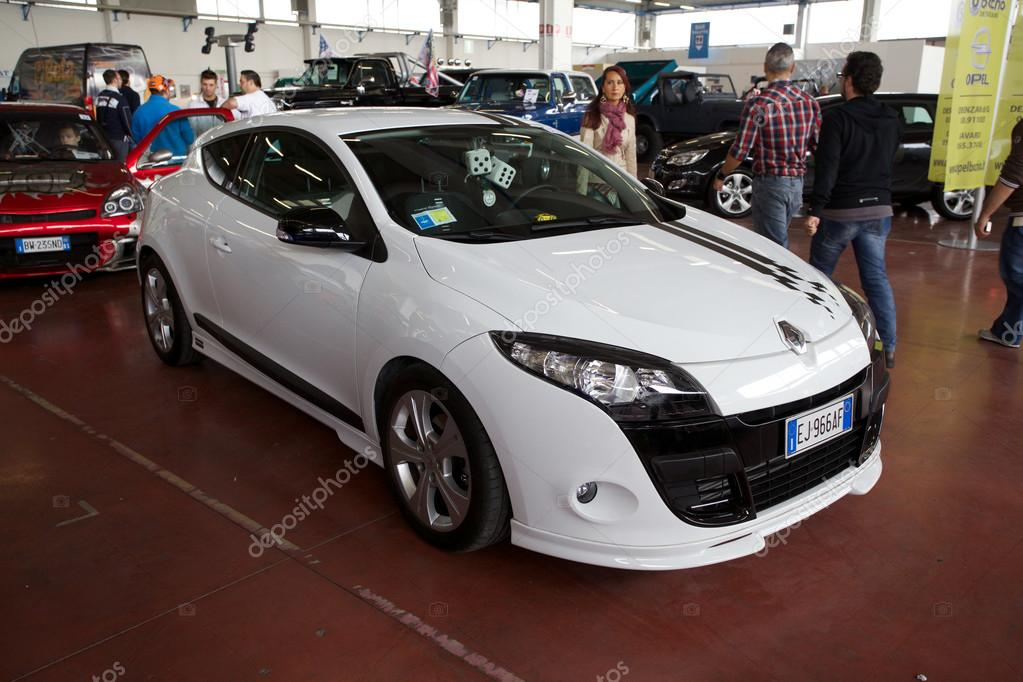 Opel Astra - Tuning – Stock Editorial Photo © ferrerivideo #18837179