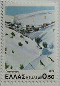 raccolta di francobolli - Grecia