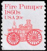 raccolta di francobolli - usa