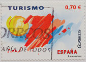 Stamp collecting - Spain