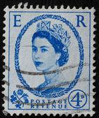 poštovní známka - uk