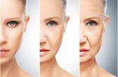 Koncepce stárnutí a péče o pleť