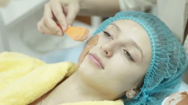 Kosmetologie-Maske