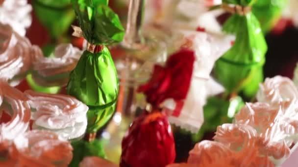 dekorace novoroční recepce
