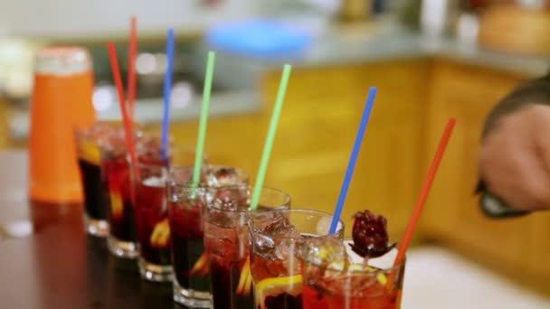 alkoholische cocktails