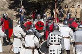 středověký svatební party isabel de segura