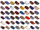 Photo Male shoes collection
