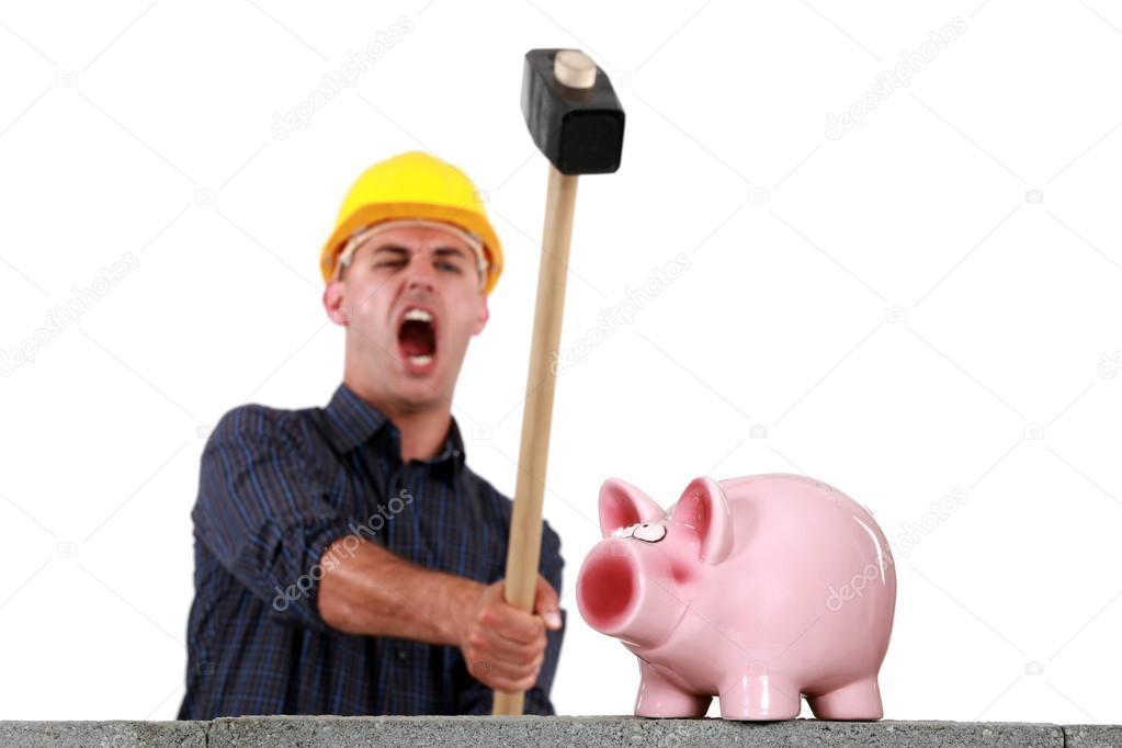 свиньи строители прикольные картинки можете