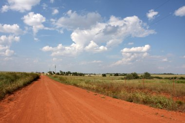 Old Red Dirt Road