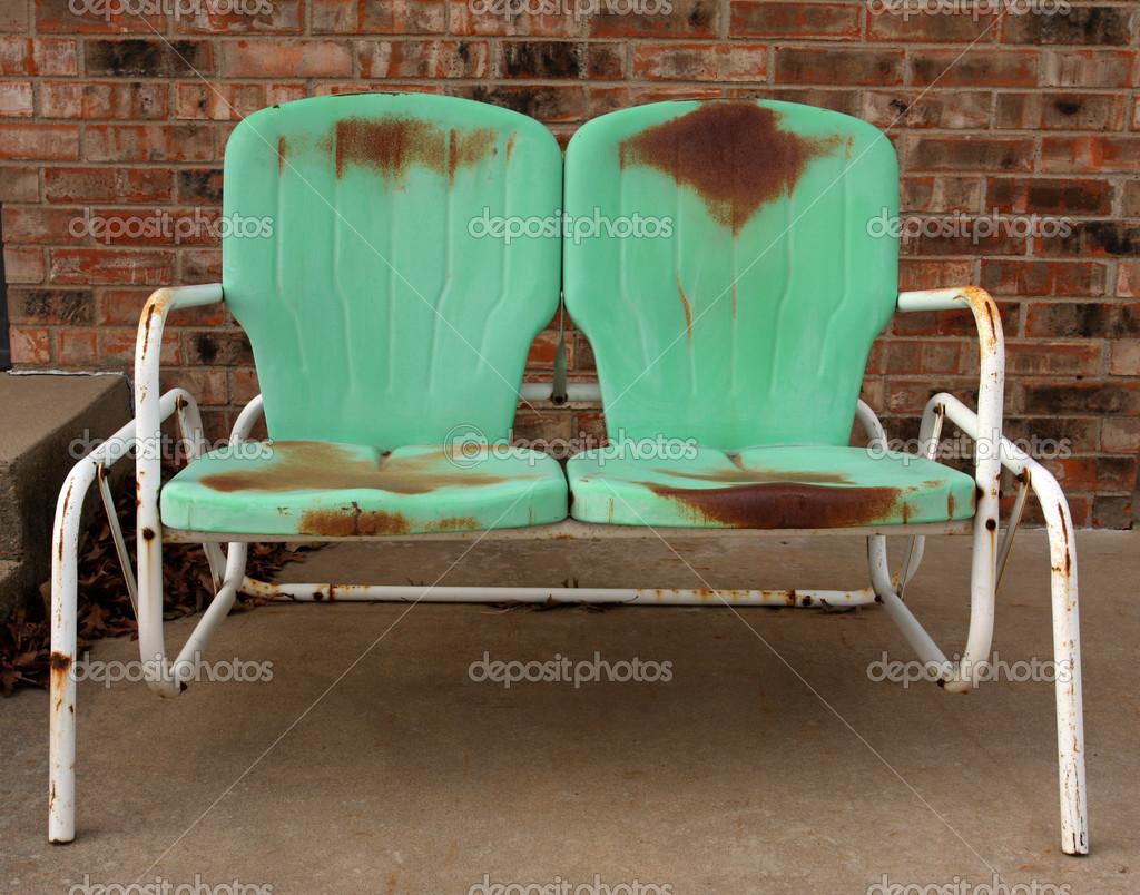 Sedie Di Metallo Vintage : Fila di sedie da cinema in ferro neoretrò